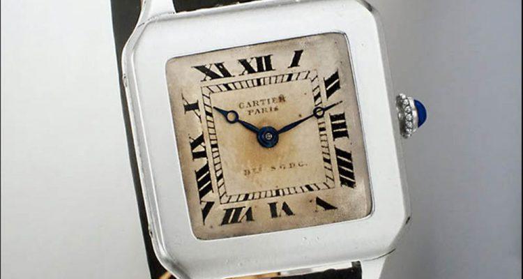 Quando nacque il primo orologio da polso