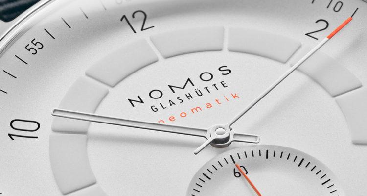 Autobahn di NOMOS Glashütte: veloce e dinamico
