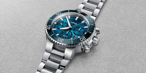 Oris Blue Whale Limited Edition