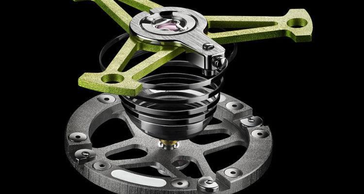 La nuova spirale in carbonio di TAG Heuer - VIDEO