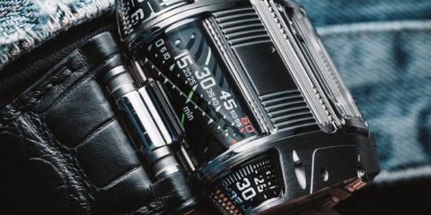 Urwerk UR-111C: le ore del futuro