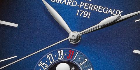 Girard-Perregaux 1966 Blue Moon
