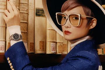 La nuova campagna Gucci orologi e gioielli