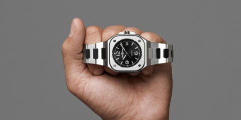 Bell & Ross BR 05: anima metropolitana - VIDEO - Horology.it