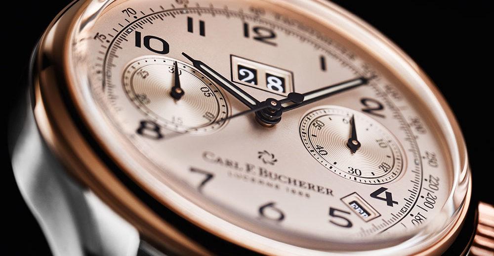 Cronografi: 5 pezzi tra innovazione e tradizione